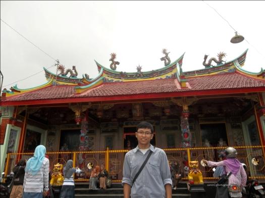 Klenteng Poncowinatan Yogyakarta