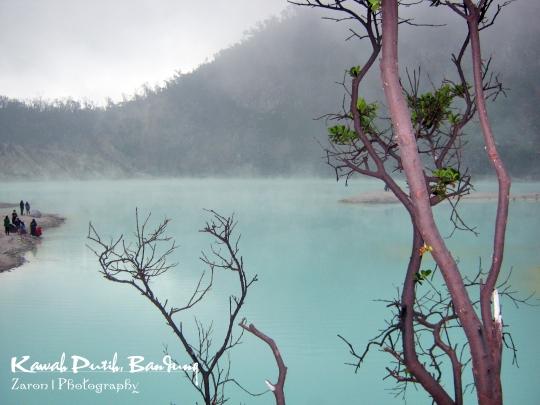 Kawah Putih Ciwidey-Bandung