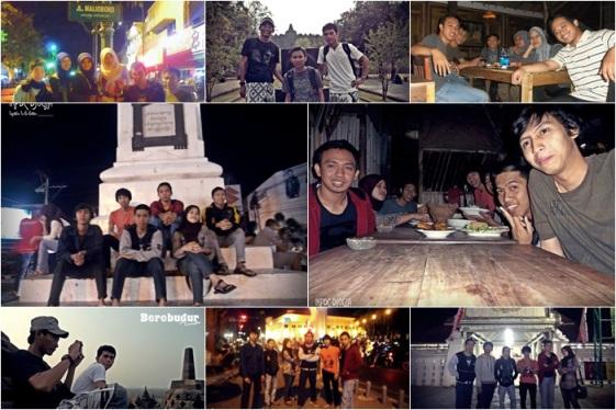 keluarga keduaku, di Yogyakarta