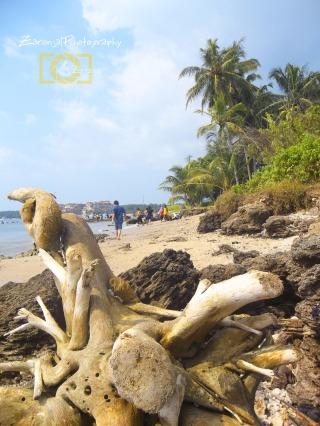 pesona pantai pasir putih - anyer