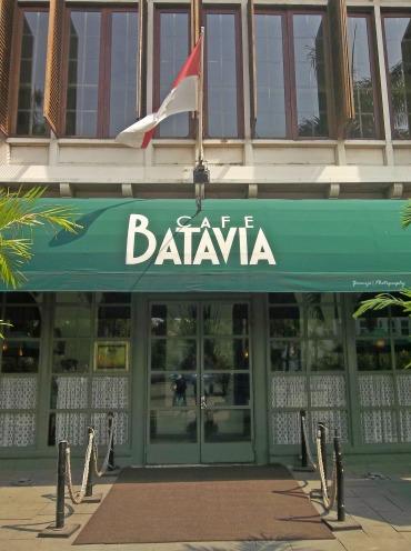 Cave Batavia di Kawasan Museum Fatahillah, Kota Tua