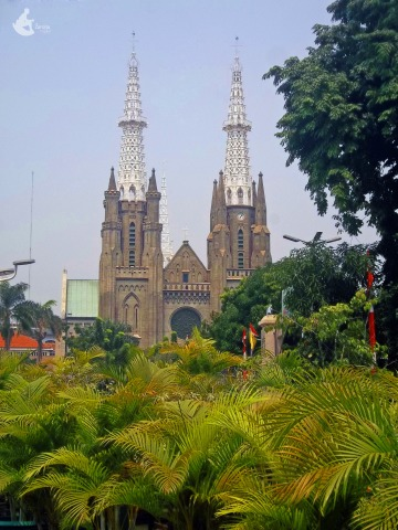Gereja Katedral - Jakarta (2)