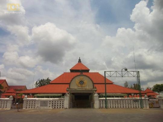 Masjid Gedhe Kauman Yogyakarta