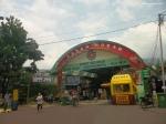 Pusat Belanja di Taman Wisata Matahari