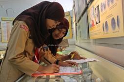 MTs Al-Ikhwaniyah - Museum Geologi-Bandung