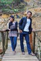 curug seribu - Bogor