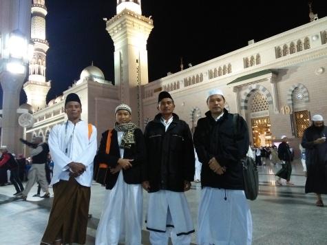 Umroh - Madinah, Makkah (10)