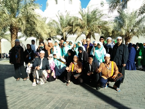 Umroh - Madinah, Makkah (15)