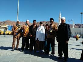 Umroh - Madinah, Makkah (17)