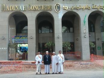 Umroh - Madinah, Makkah (23)