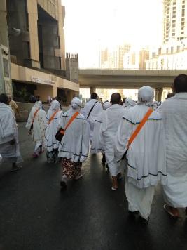 Umroh - Madinah, Makkah (5)