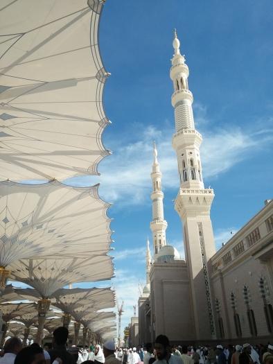 Umroh - Madinah, Makkah (8)